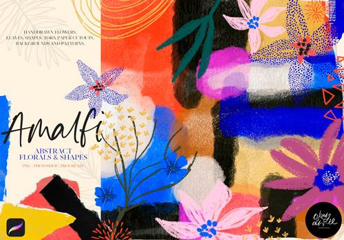 Amalfi - Abstract Floral & Shapes.jpg