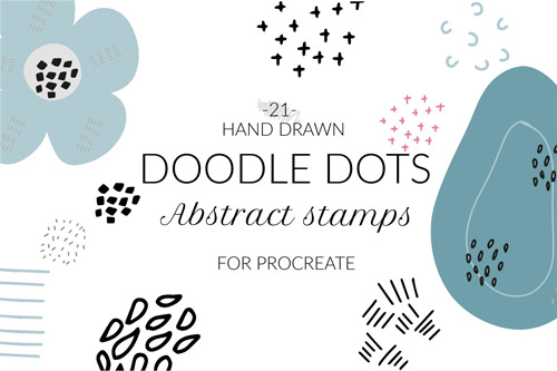 Doodle Dots Abstract.jpg