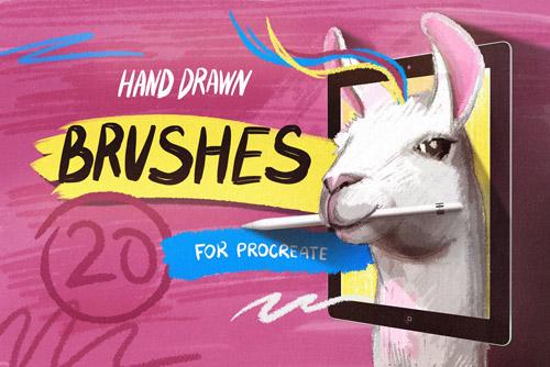 Hand Drawn Brushes.jpg
