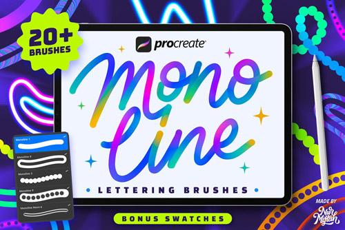 Monoline Lettering Brushes.jpg