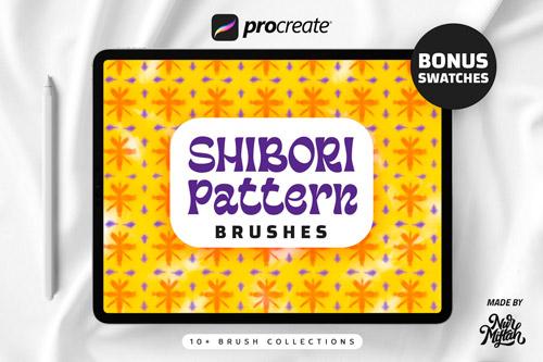 Procreate Shibori Pattern Brushes.jpg