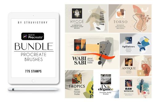Procreate Stamp Brushes Bundle.jpg