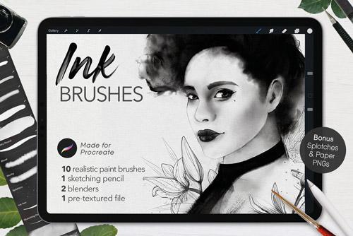 Ultimate Ink Brushes Procreate.jpg