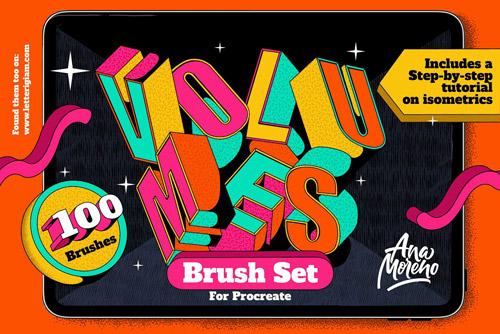 Volumes Brush Set.jpg