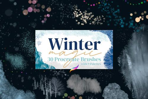 Winter Magic Brushes.jpg