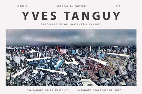 Yves Tanguy's Art.jpg